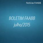 BOLETIM FAABB - julho/2015